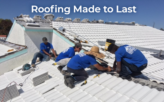 Century Roofing Specialists Roof Replacement Team Miami Central Florida